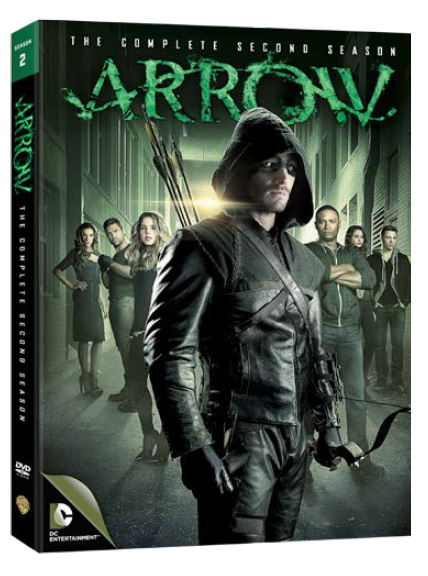Arrow - stagione 02 (DC Comics)