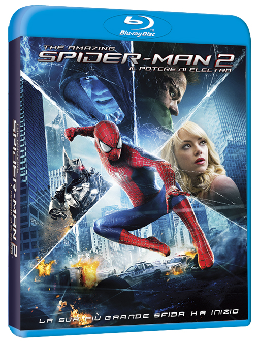 Amazing Spider-man 2 (The) - Il potere di Electro (2014) (Marvel)
