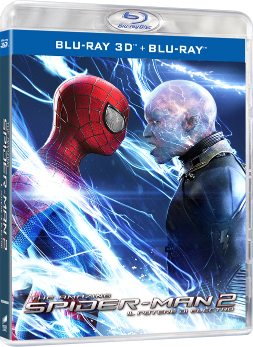 Amazing Spider-man 2 (The) - Il potere di Electro (2014) (Marvel) (3D)