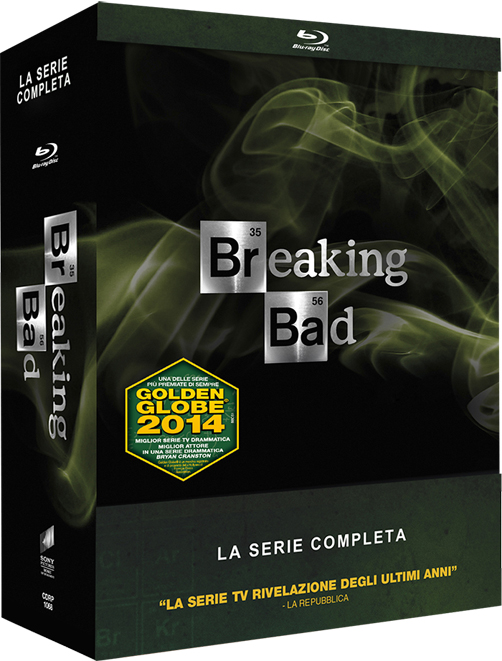 Breaking bad - serie completa
