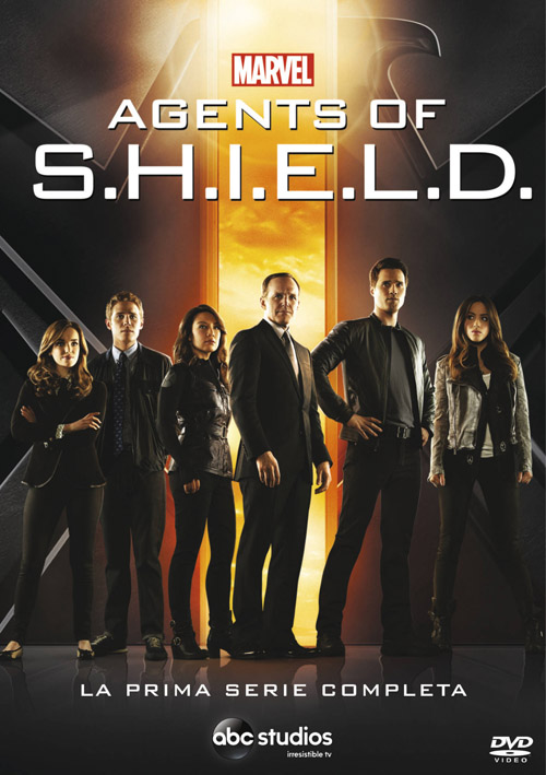 Agents of Shield - stagione 01 (Marvel)