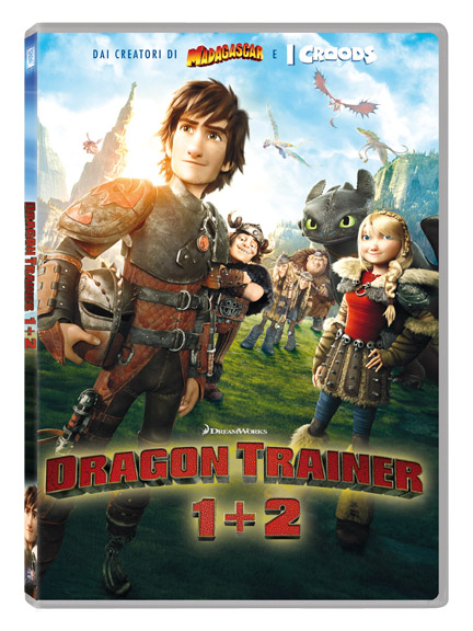 Dragon trainer (2010) / Dragon trainer 2 (2014)