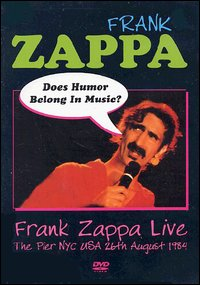 Frank Zappa - Does humour belong in music?
