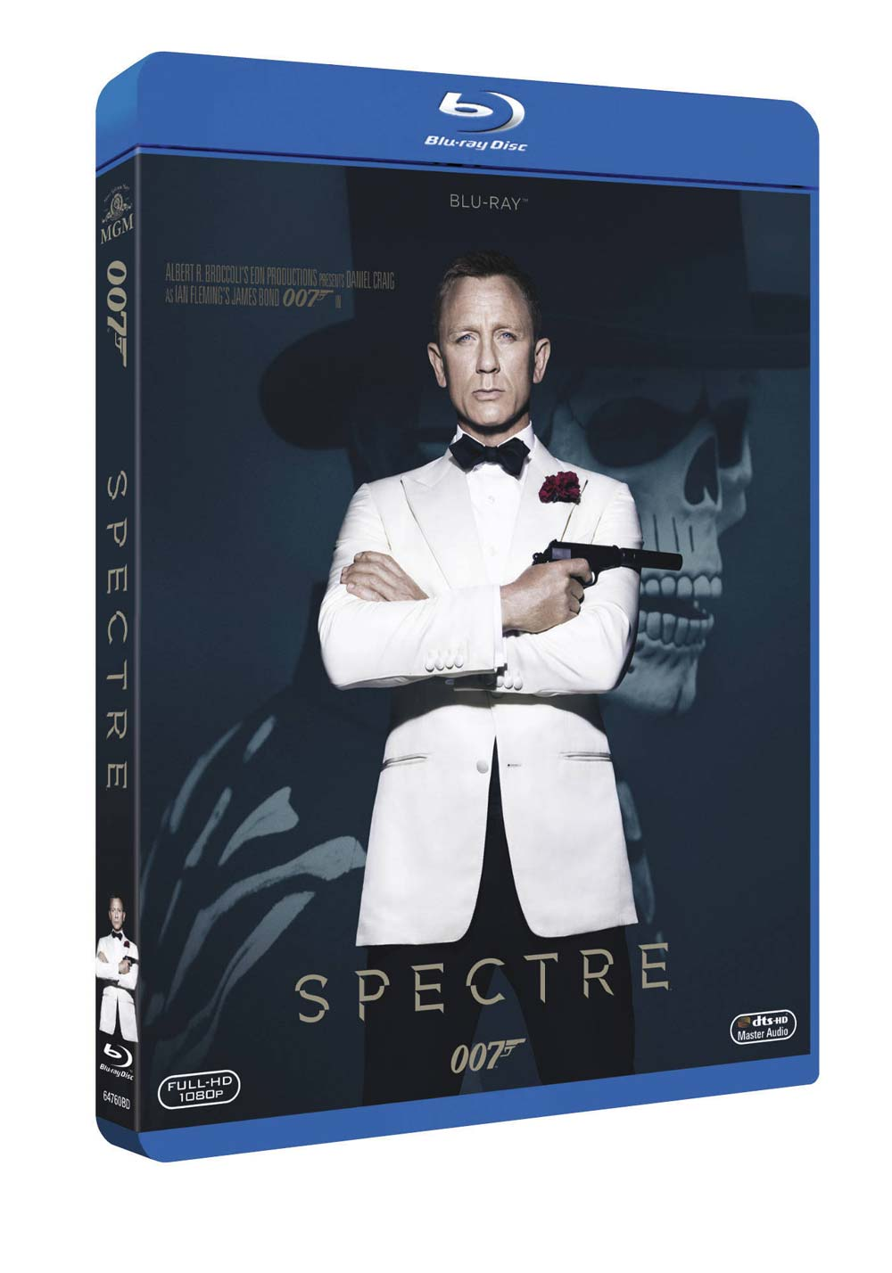 007 James Bond - Spectre (2015)