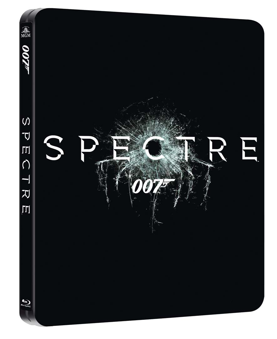 007 James Bond - Spectre (2015) (edizione limitata steelbook)