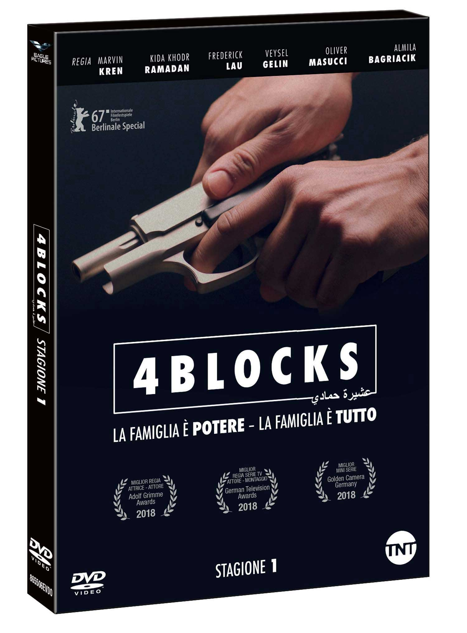 4 blocks - stagione 01