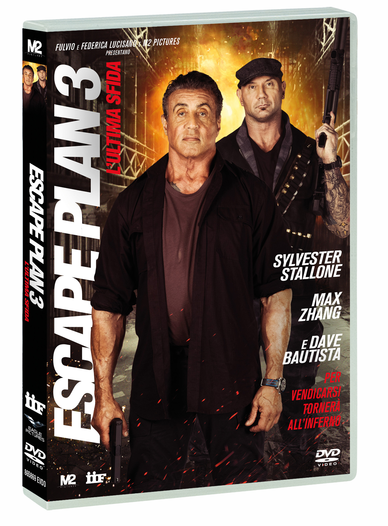 Escape plan 3 - L'ultima sfida (2019)