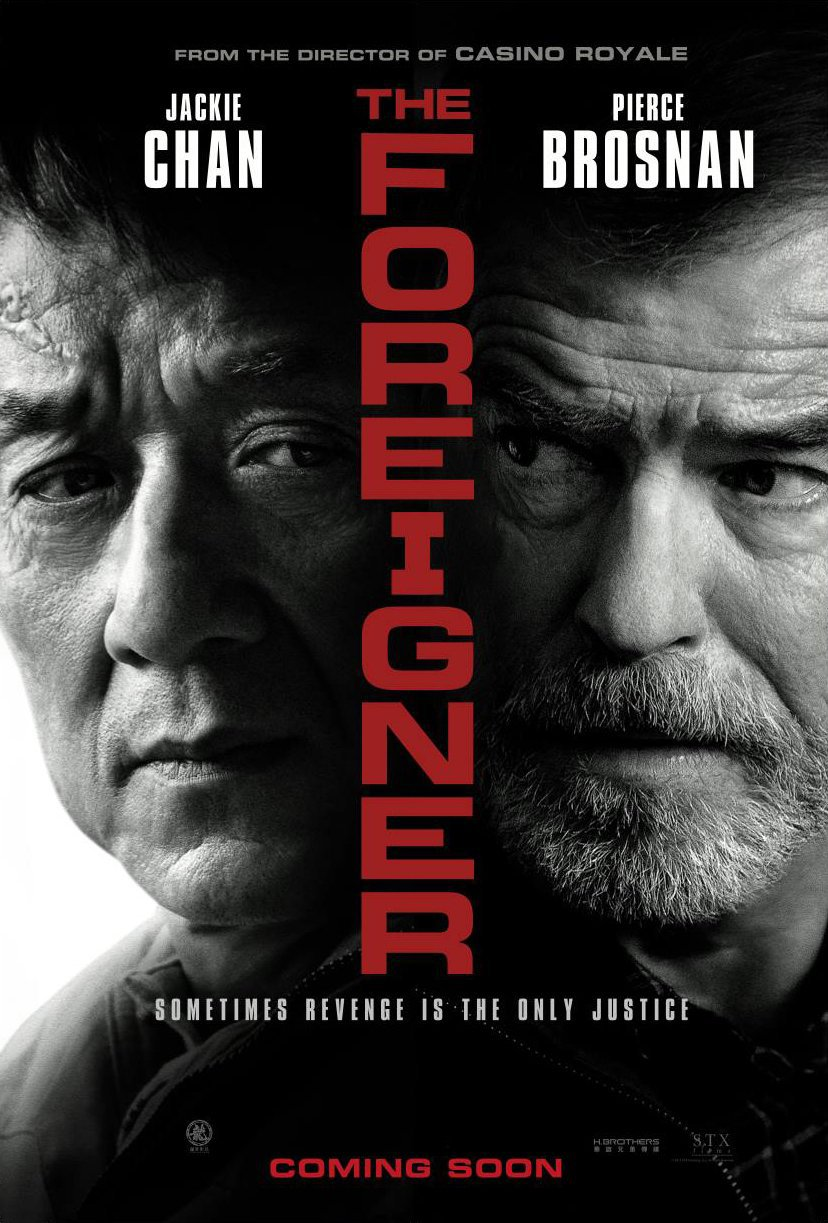 Foreigner (The) (2017)