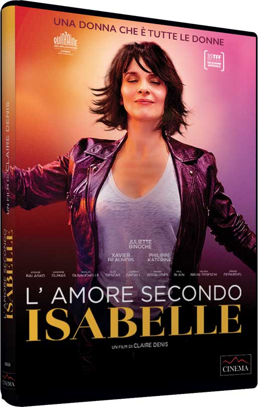 Amore secondo Isabelle (L') (2017)