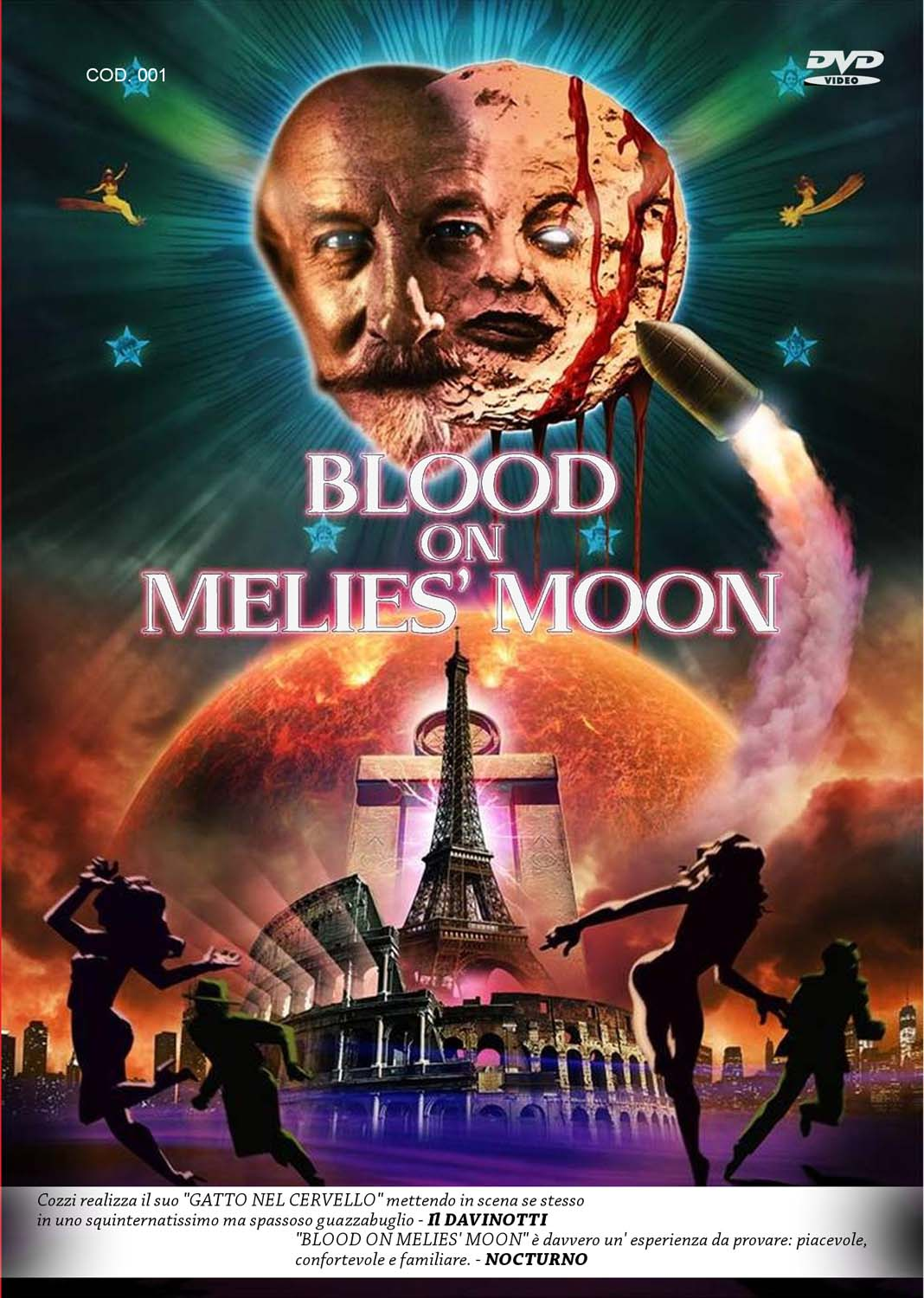 Blood on Melies' moon (2016)