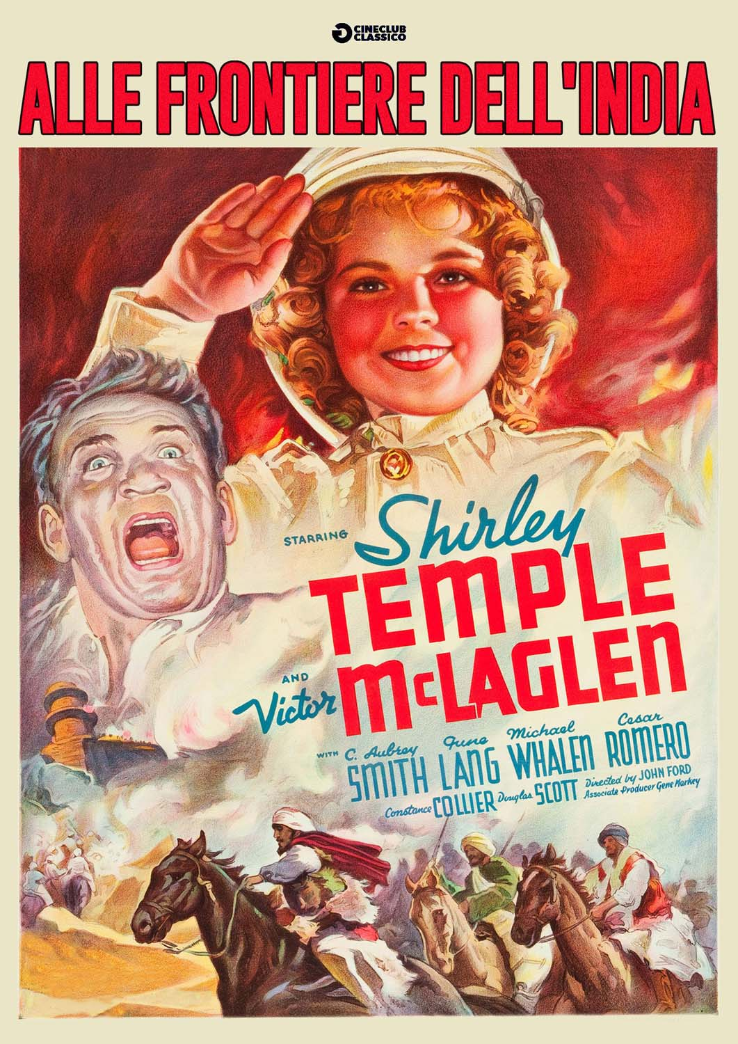 Alle frontiere dell'India (1937) (Shirley Temple)