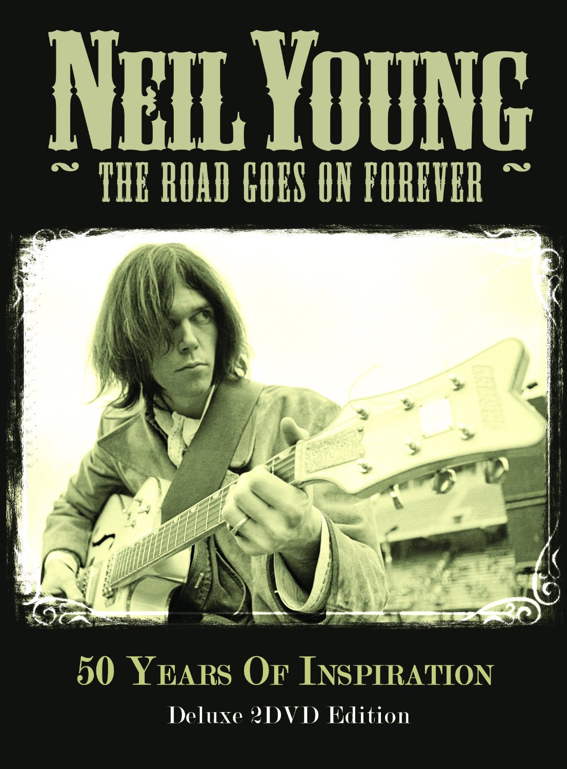 Neil Young - The road goes on forever