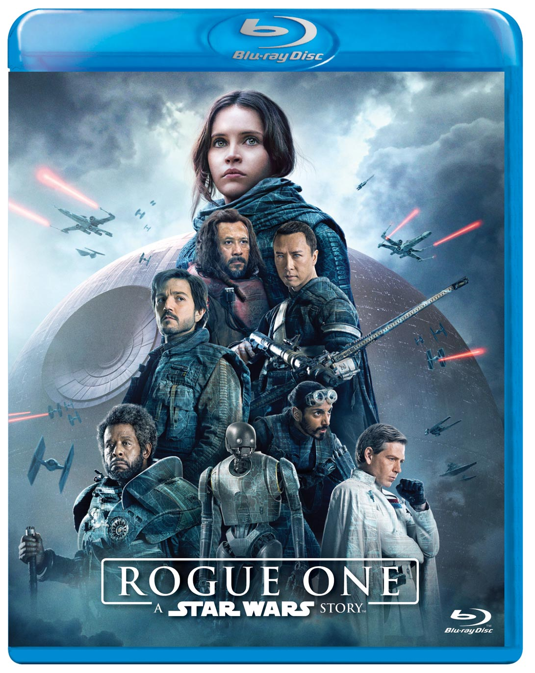 Star Wars - Rogue One (2016)