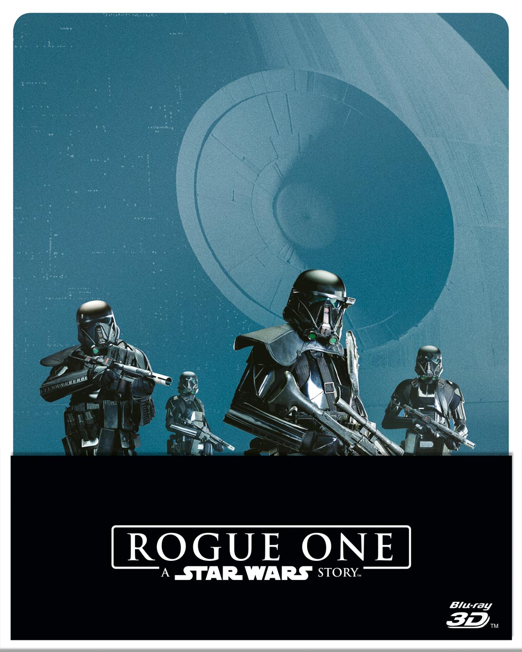 Star Wars - Rogue One (2016) (3D) (edizione limitata steelbook)