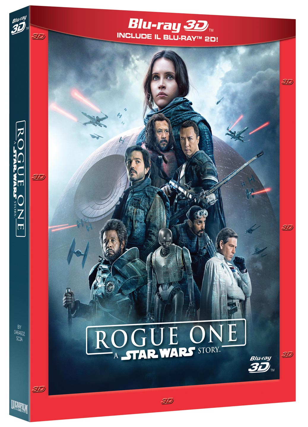 Star Wars - Rogue One (2016) (3D)