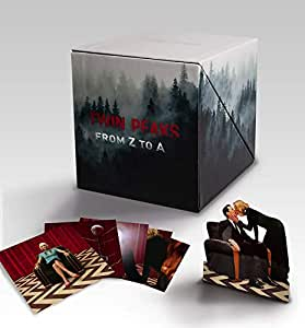 Twin Peaks - From Z to A  (serie completa 1-3 + Fuoco cammina con me + scene eliminate)