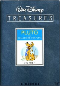 Walt Disney treasures - Pluto