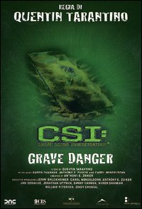 CSI - Crime Scene Investigation - Grave danger