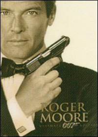007 James Bond - Roger Moore Collection