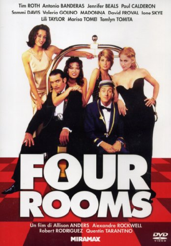 Four rooms (1996)