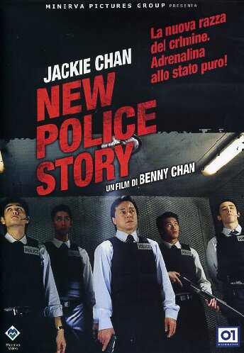 New police story (Jackie Chan)