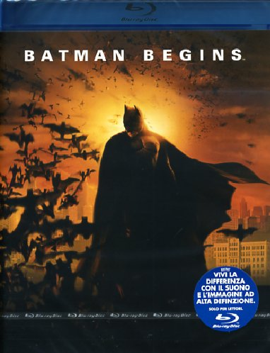 Batman begins (2005) (DC Comics)