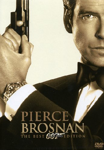 007 James Bond - Pierce Brosnan Collection