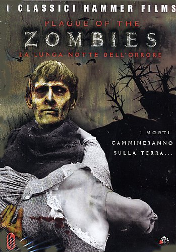 La lunga notte dell'orrore - Plague of the zombies (1966) (Hammer)