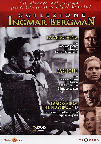 Ingmar Bergman collection: La vergogna - Passione - Images from the playground