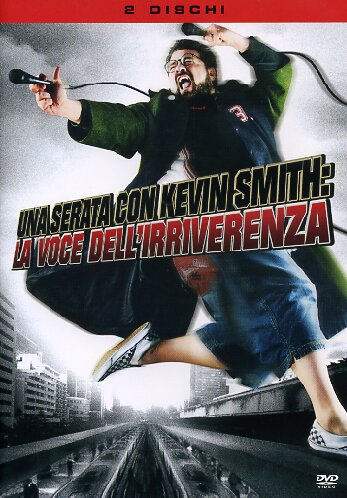 Serata con Kevin Smith (Una) - La voce dell'irriverenza