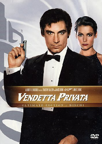 007 James Bond - Vendetta privata (1989)