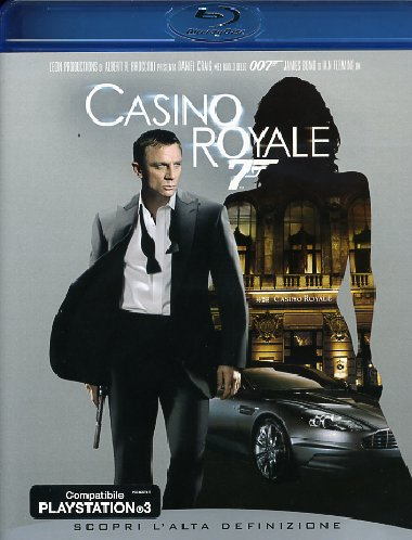 007 James Bond - Casino royale (2006)