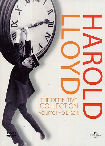 Harold Lloyd - The definitive collection vol. 1