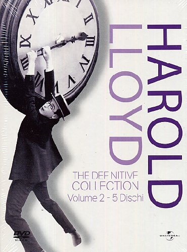Harold Lloyd - The definitive collection vol. 2