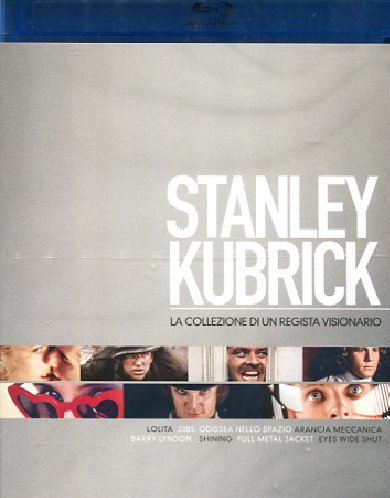 Stanley Kubrick collection: 2001 odissea nello spazio - Barry Lyndon - Arancia meccanica - Eyes wide shut - Full metal jacket - Shining - A life in pictures