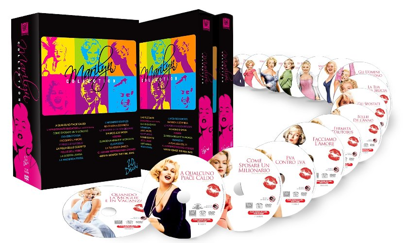 Marilyn Monroe Collection Monsterbox