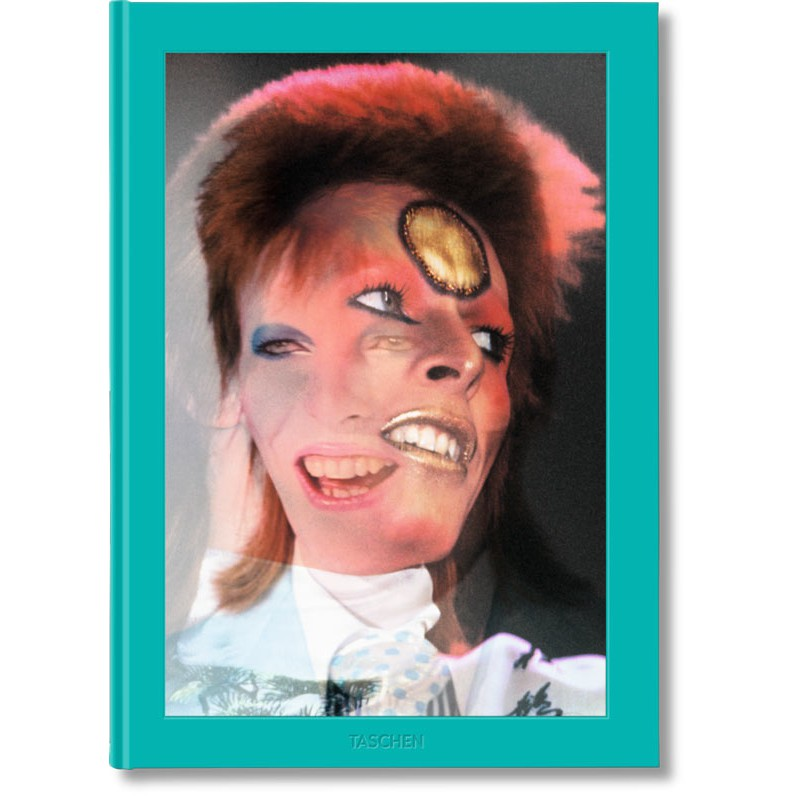 Mick Rock - The rise of David Bowie 1972-1973 (lingua inglese, francese, tedesco) (FO)