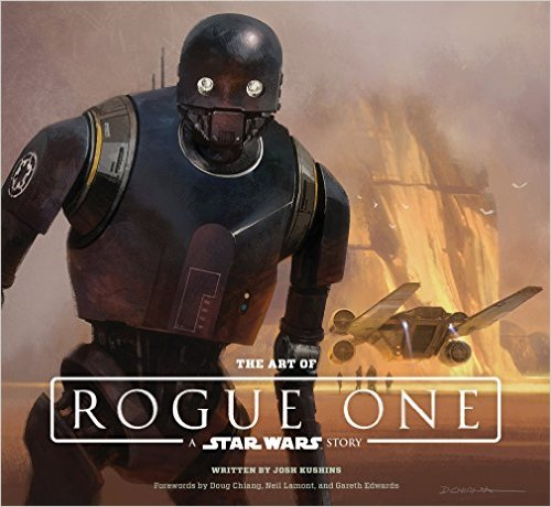 Art of Rogue One - A Star Wars Story (lingua inglese)