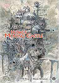 Art of Howl's Moving Castle (The) - Il Castello Errante Di Howl (copertina rigida) (lingua inglese) (Miyazaki/Studio Ghibli)