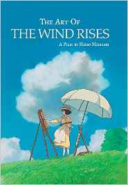 Art of The Wind Rises (The) - Si Alza Il Vento (copertina rigida) (lingua inglese) (Miyazaki/Studio Ghibli)