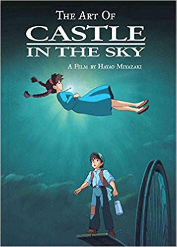 Art of Castle In The Sky (The) - Il Castello Nel Cielo (copertina rigida) (lingua inglese) (Miyazaki/Studio Ghibli)
