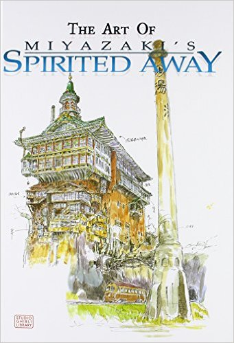 Art of Spirited Away (The) - La Città Incantata (copertina rigida) (lingua inglese) (Miyazaki/Studio Ghibli)