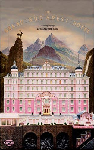 Grand Budapest Hotel (The) - A screenplay by Wes Anderson (sceneggiatura) (lingua inglese)