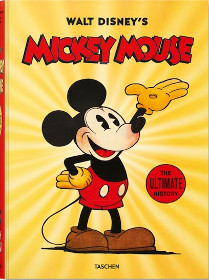 Walt Disney's Mickey Mouse - The ultimate history (XL) (lingua inglese)
