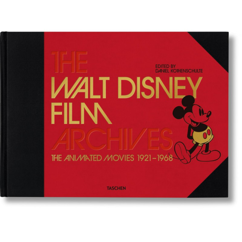 Walt Disney Film Archives (The) - The animated movies 1921-1968 (XL) (lingua inglese)
