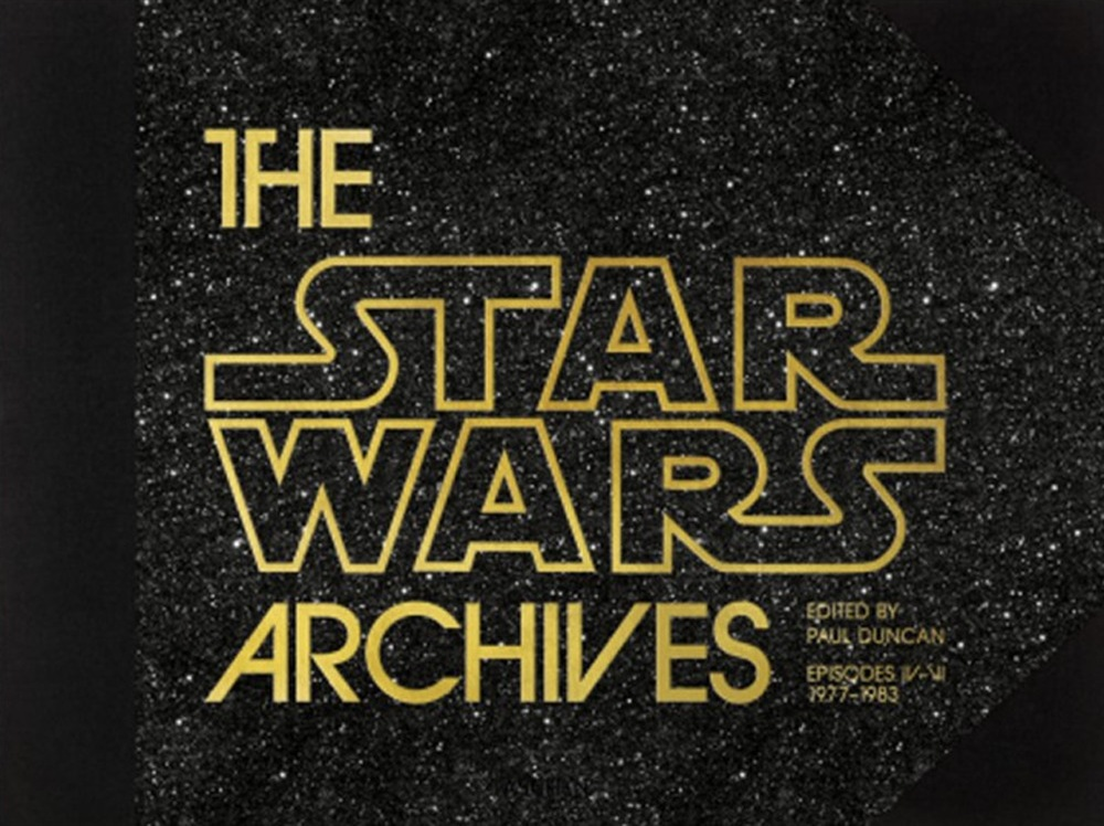 Star Wars Archives vol. 1 - Episodes IV-VI 1977-1983 (lingua inglese)