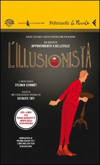 Illusionista (L') (dvd + libro)