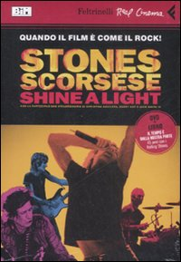 Shine a light - Stones / Scorsese (libro + dvd)