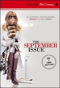 September issue (The) - Se la moda è una religione, Vogue è la sua Bibbia (libro + dvd)