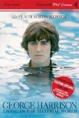 George Harrison - Living in the material world (dvd + libro)